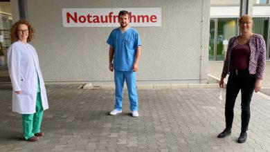 Matthias Hoffmann will Notfallsanitäter werden: