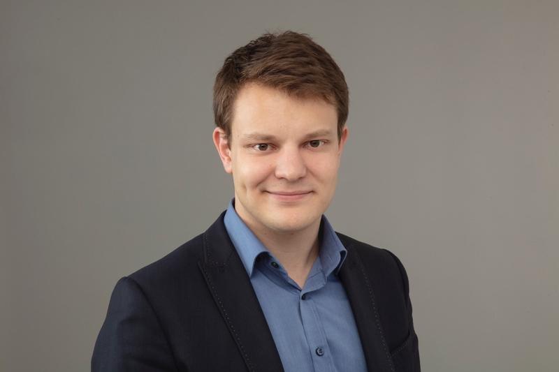 Die FDP hat sich für Constantin Borges als Kandidaten für den Landtag entschieden.
