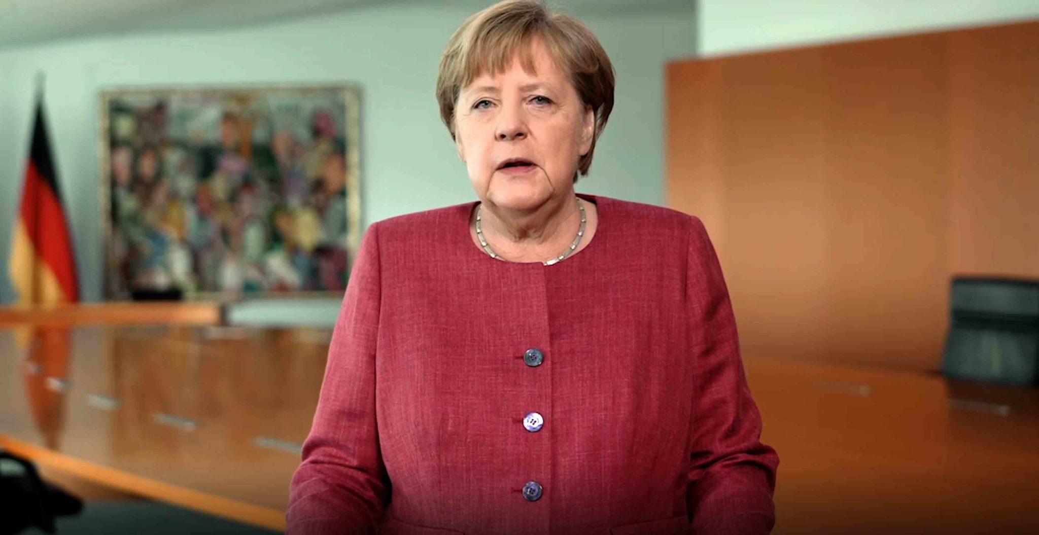 """Zum Tag des Grundgesetzes am morgigen Sonntag betont Bundeskanzlerin Angela Merkel in ihrem aktuellen Podcast: """"Die Mütter und Väter unserer Verfassung haben damals wirklich Großes vollbracht. Sie schufen ein stabiles Fundament, das bis heute unser Zusammenleben trägt – in Freiheit, in Demokratie, im Rechtsstaat."""""""