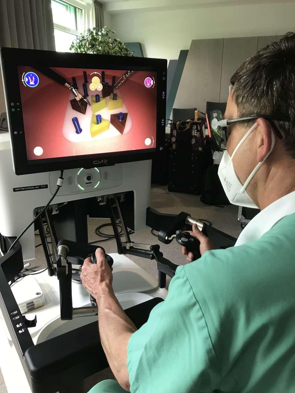 St. Josef: Robotik am OP-Tisch?