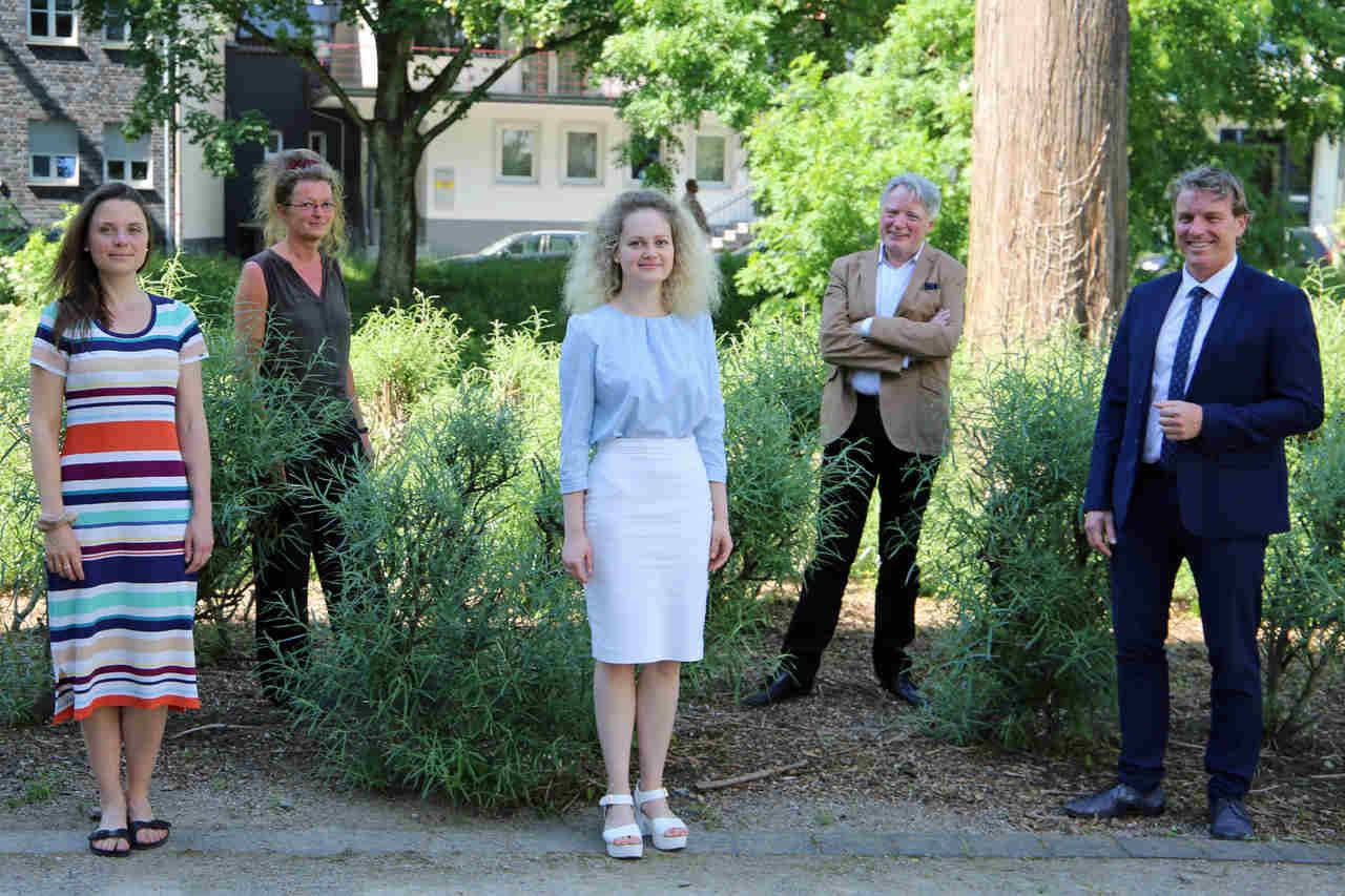 Jugendsinfonieorchester der Ukraine spielt 2022 in Moers