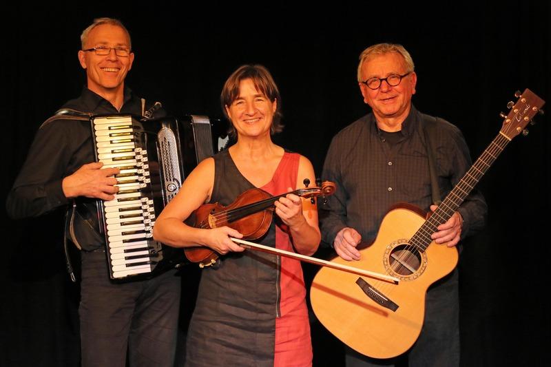 Trio präsentiert 'echtes Konzert mit Tiefe'