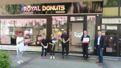 Royal Donuts jetzt auch in Heinsberg